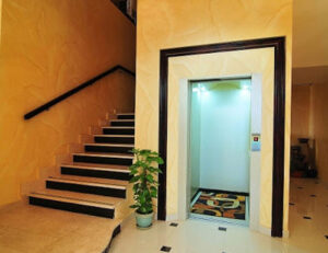 thang máy fuji