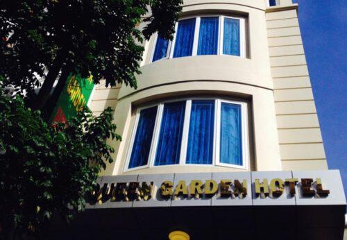 thang máy khách sạn queen garden